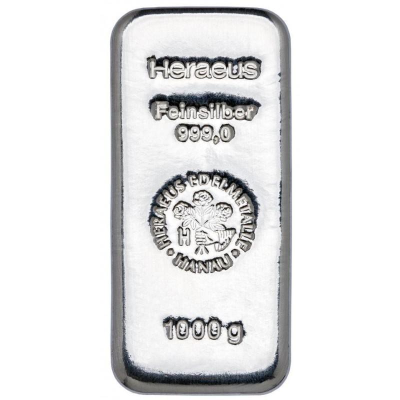 Silver Bar 1000 Gr