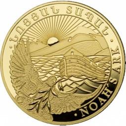 1 oz Gold Arche Noah...