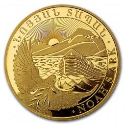 1 Gramm Gold Arche Noah...