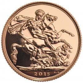 1 oz Britannia Gold 2015