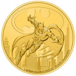 1 oz Gold   Batman Niue...