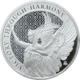 1 Unze Silber St. Helena...
