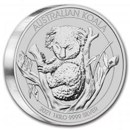 1 kg Silber Koala 2021