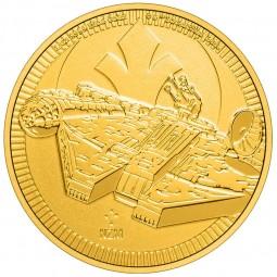 1 Unze oz Gold Millenium...