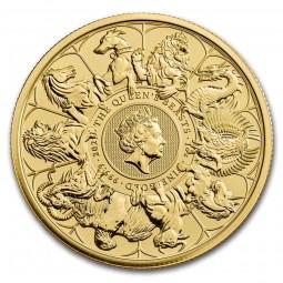 1 Unze Queens Beasts Gold...