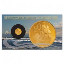 0,5 g Gold PP Endeavour...