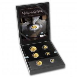 1.91 oz Gold 1/50 bis 1 oz...