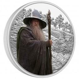 1 Unze Silber Gandalf Herr...