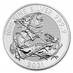 10 Unzen Silber Valiant...