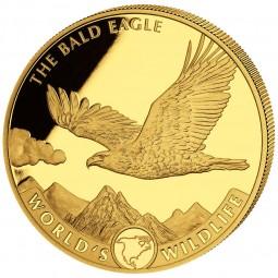 1 oz Gold World Wildlife...