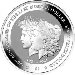 1 Unze Silber 100th...