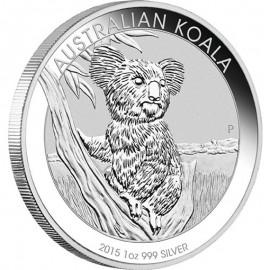 1 oz Silver  Koala 2015