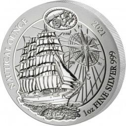 1 Unze Silber Nautical 100...