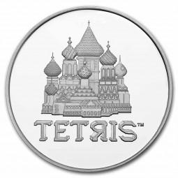 1 Unze oz SILBER  Tetris™...