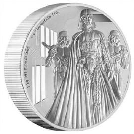 1 Kg  Silver Darth Vader 2015