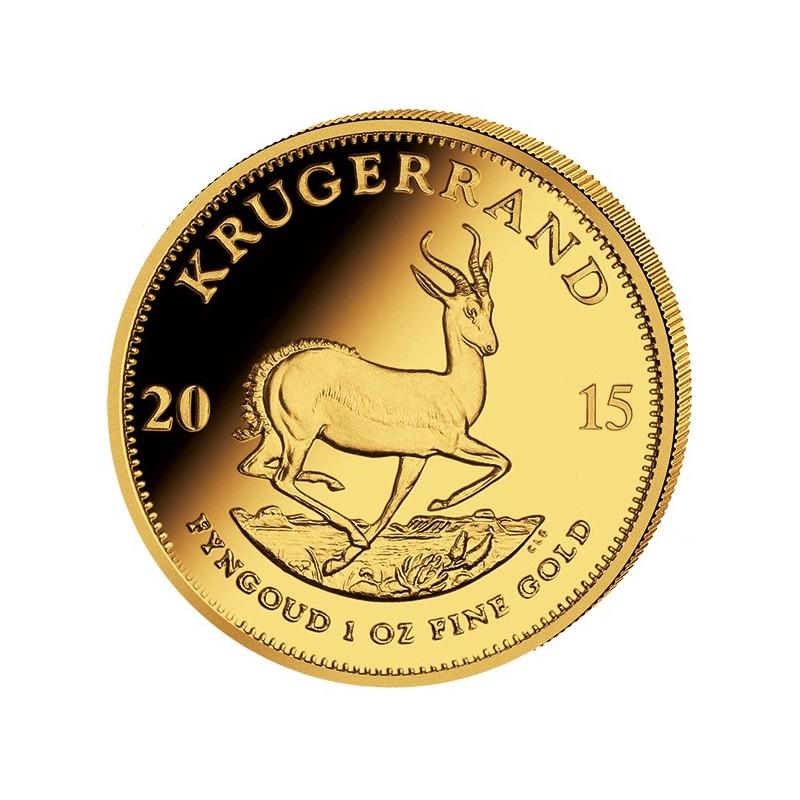 1 Unze Gold Krügerrand diverse Jahrgänge