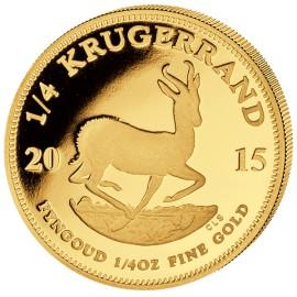 1/4 Unze Gold Krügerrand 2015