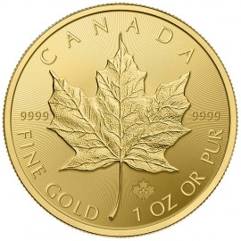 1 OZ Gold Maple Leaf 2016